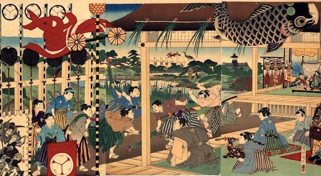 鯉のぼりの歴史
